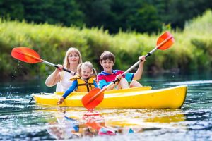 10 Great North Carolina Mountains Family-friendly Kayaking and Canoeing Activities